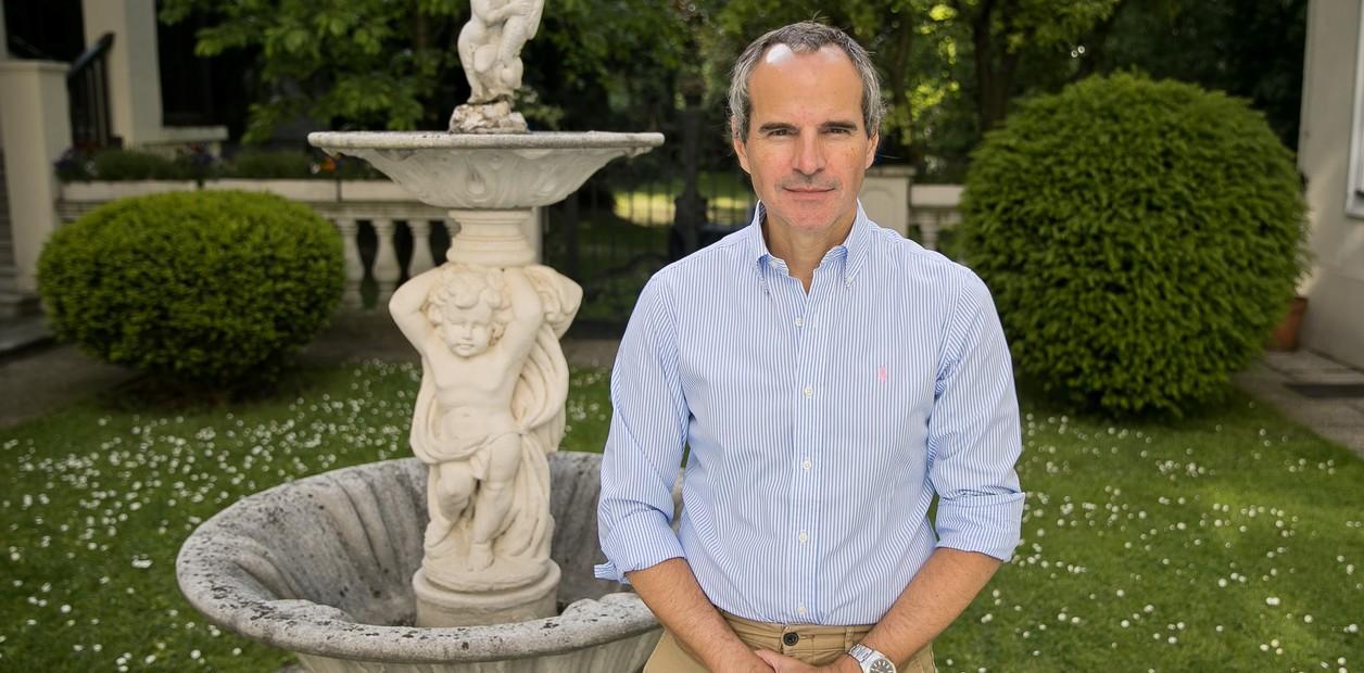 Entrevista con Rafael Grossi