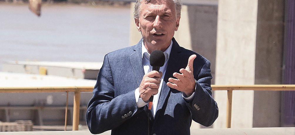 Argentina: MAURICIO MACRI VISITÓ LA CENTRAL NUCLEAR EMBALSE