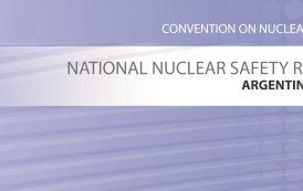 Argentina presentó el octavo Informe Nacional de Seguridad Nuclear al OIEA