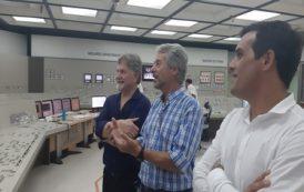 El nuevo Directorio de Nucleoeléctrica se presentó ante el personal