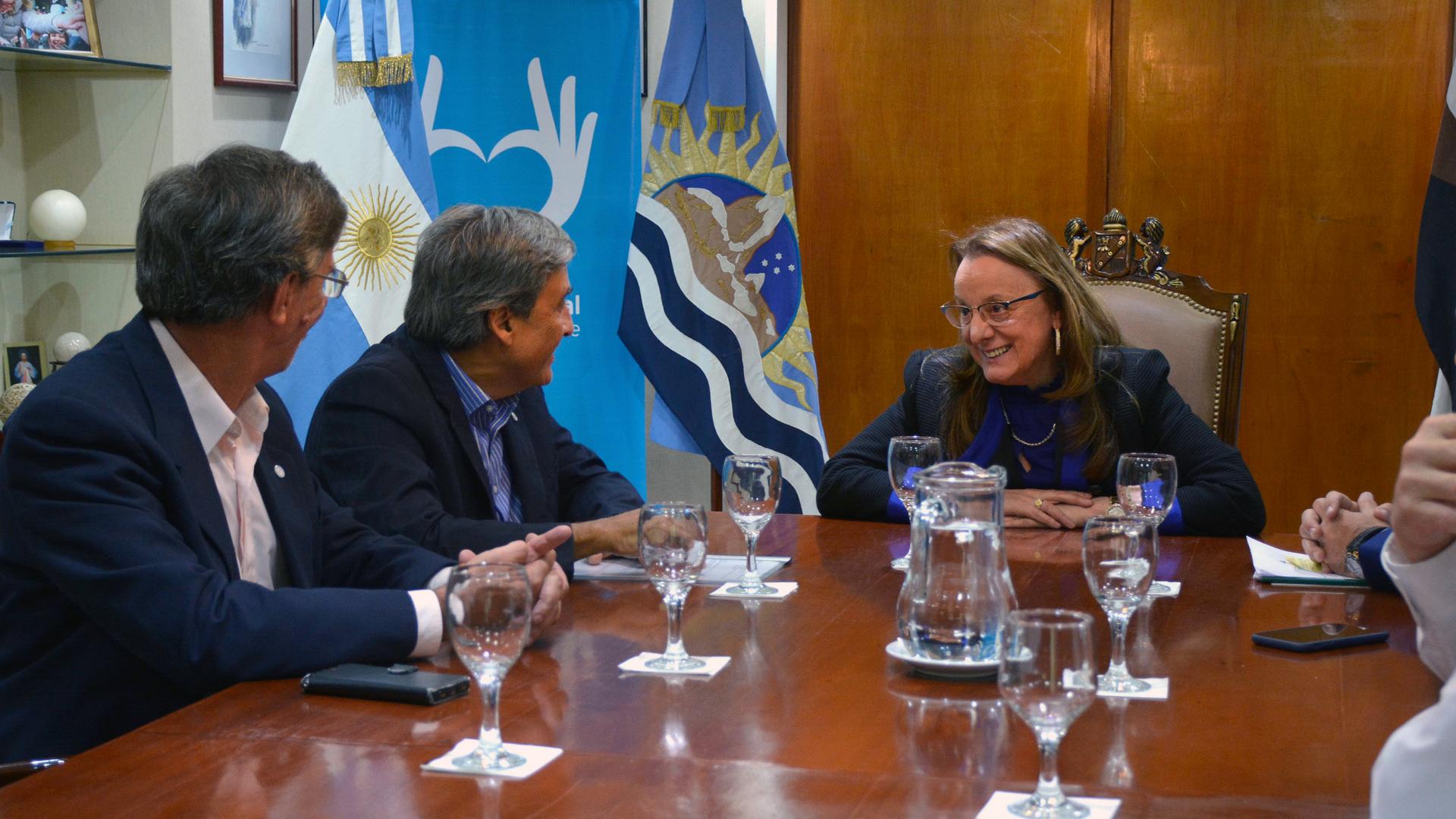 Impulso a la medicina nuclear en la provincia de Santa Cruz y la región austral