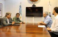 Reunión con experto del OIEA para avanzar en el Centro Argentino de Protonterapia