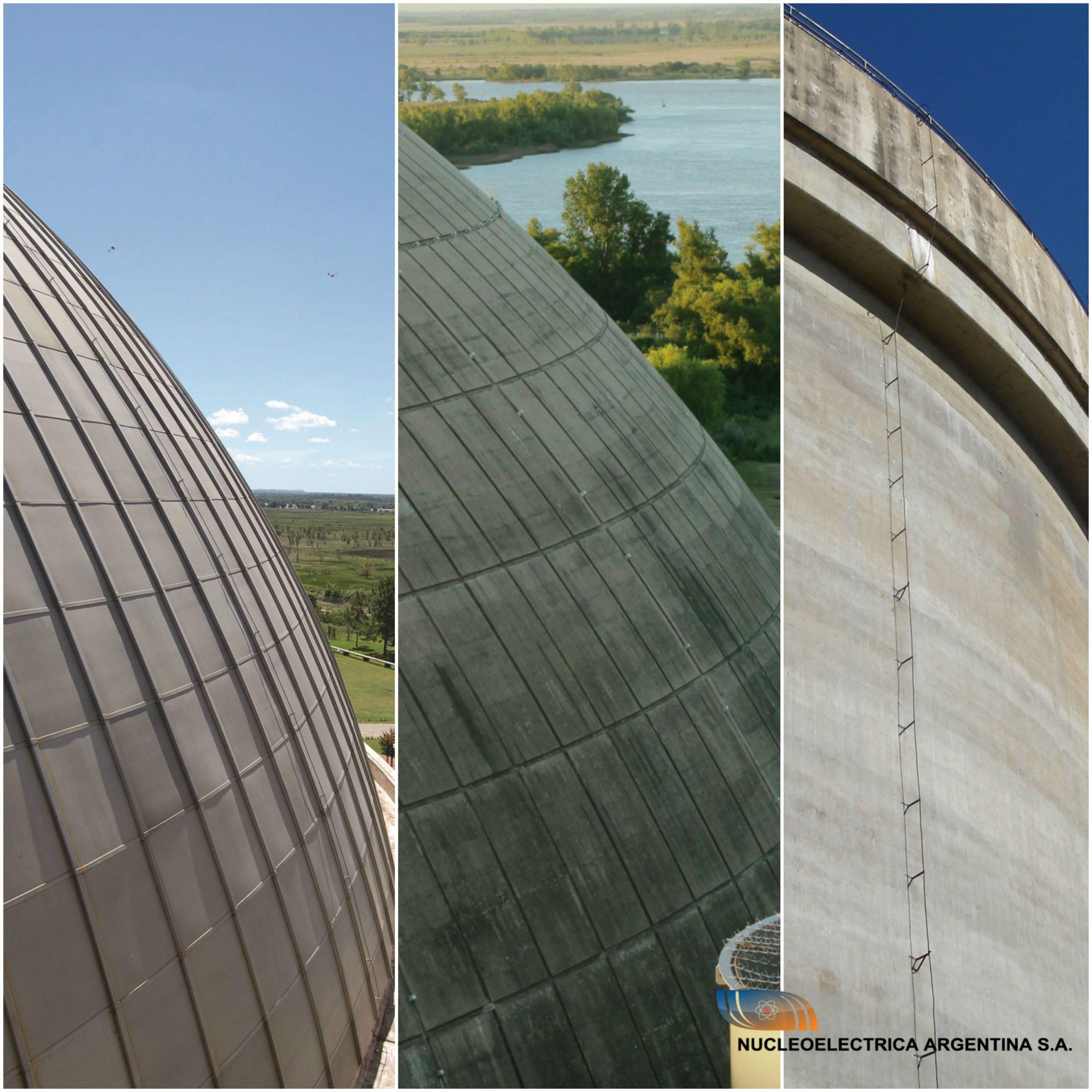 Centrales nucleares argentinas: nuevo récord histórico de generación eléctrica