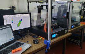 Especialistas en materiales de la CNEA fabrican dispositivos médicos