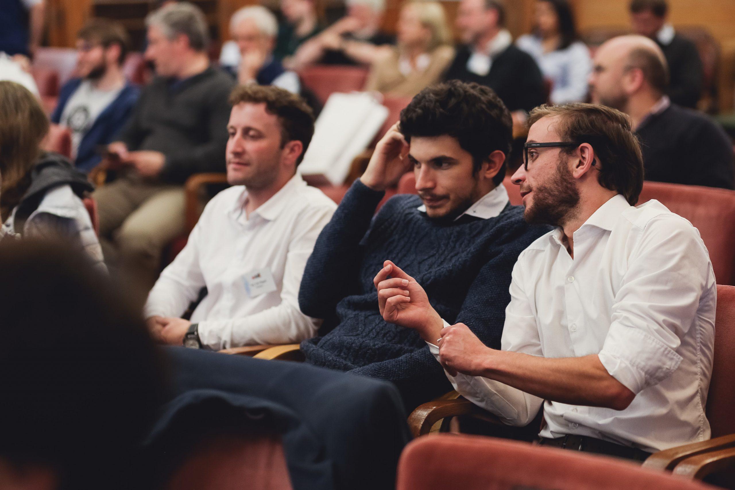 Invitación Concurso IB50K: nuevas charlas virtuales