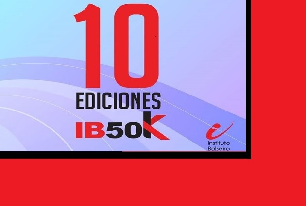 CONCURSO IB50K