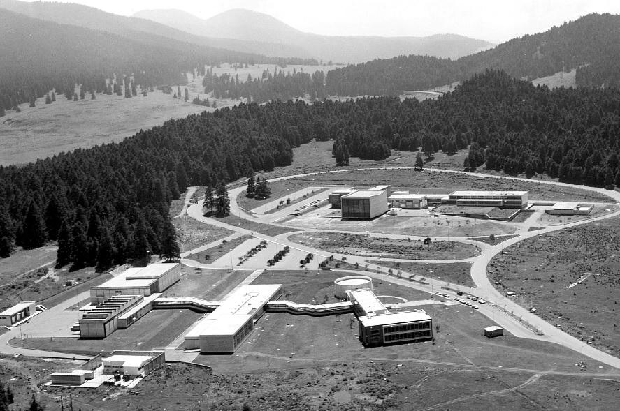 El recinto de la ciencia nuclear en México