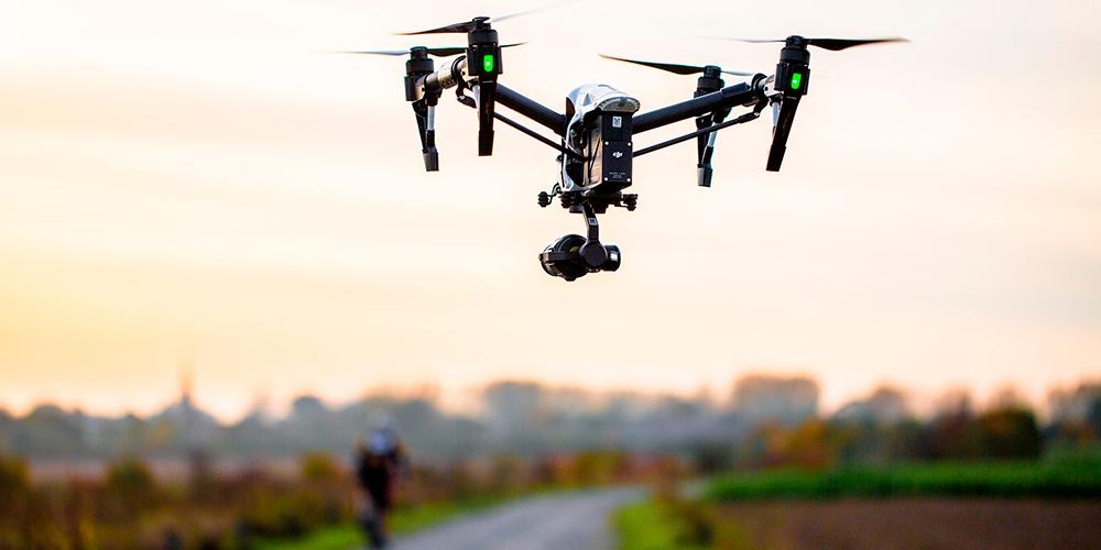 Drones y tecnología nuclear