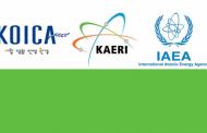 Curso de formación virtual conjunto KOICA-KAERI-IAEA