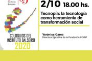 Coloquio J. A. Balseiro 2020 sobre tecnología y sociedad