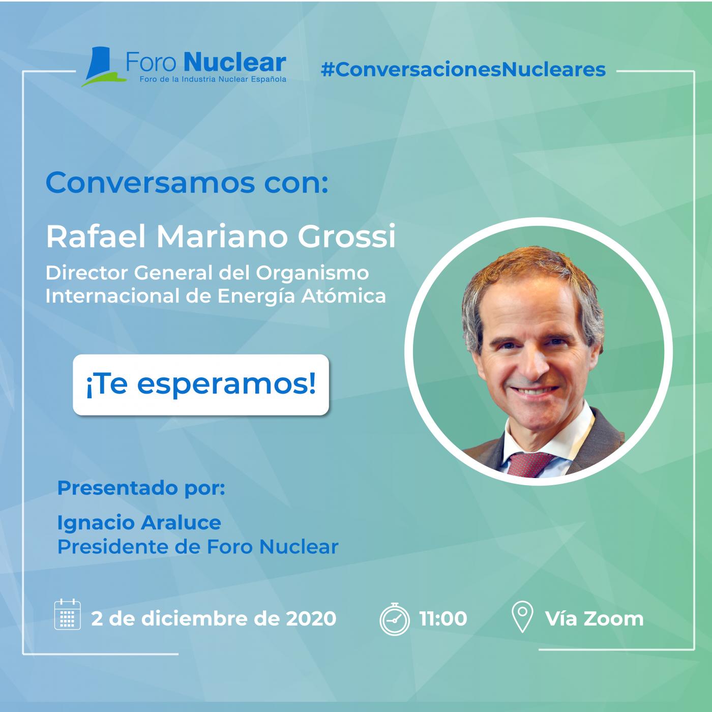 """""""Conversaciones Nucleares"""""""
