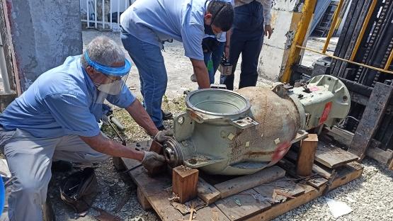 Colombia mejora la seguridad física de las fuentes radiactivas selladas en desuso