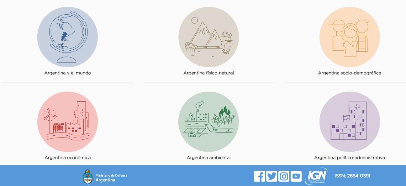 El portal ANIDA permite conocer todos los sitios donde está presente la CNEA en nuestro país
