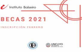 Inscripciones 2021 - Instituto Balseiro