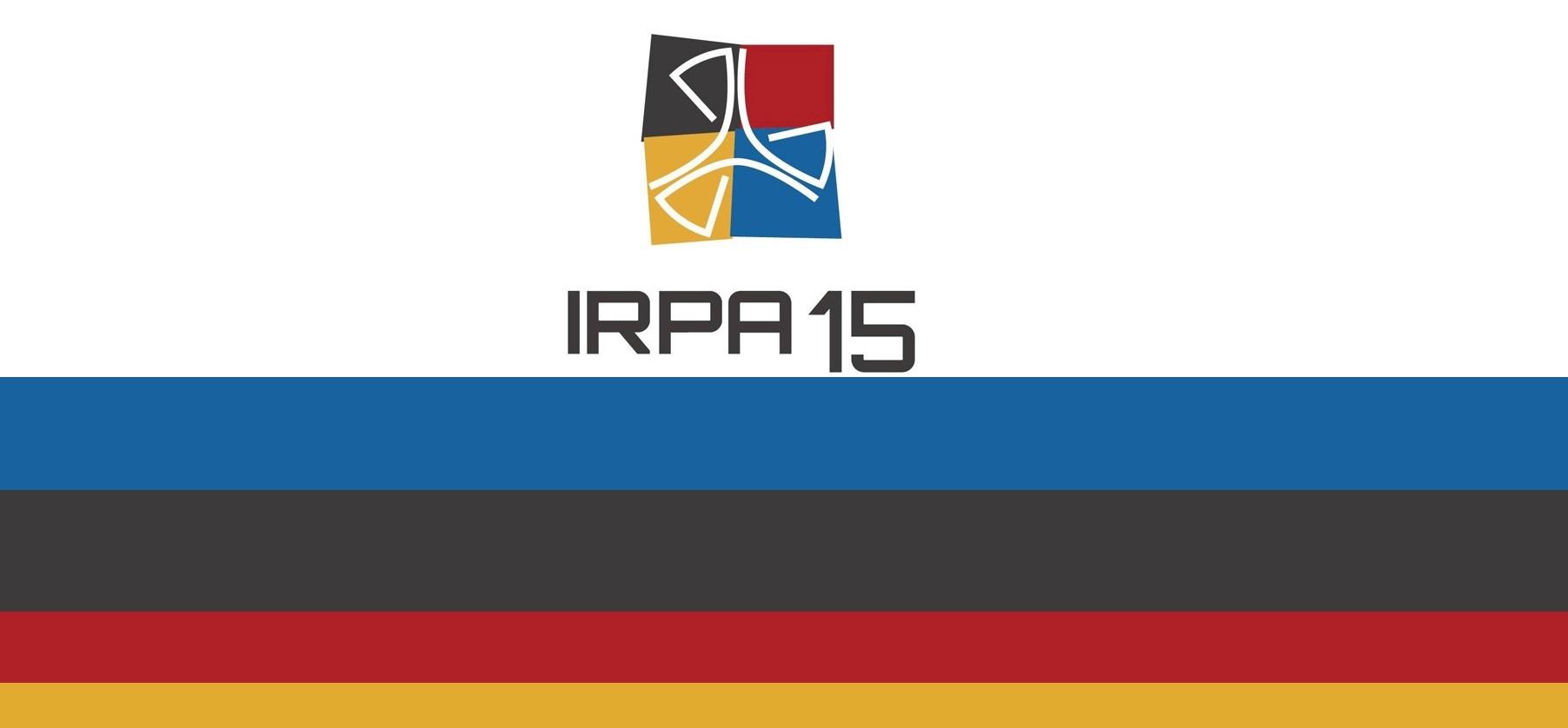 Comenzó el Congreso Internacional IRPA 15