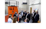 Autoridades nacionales y provinciales visitaron el RA-4