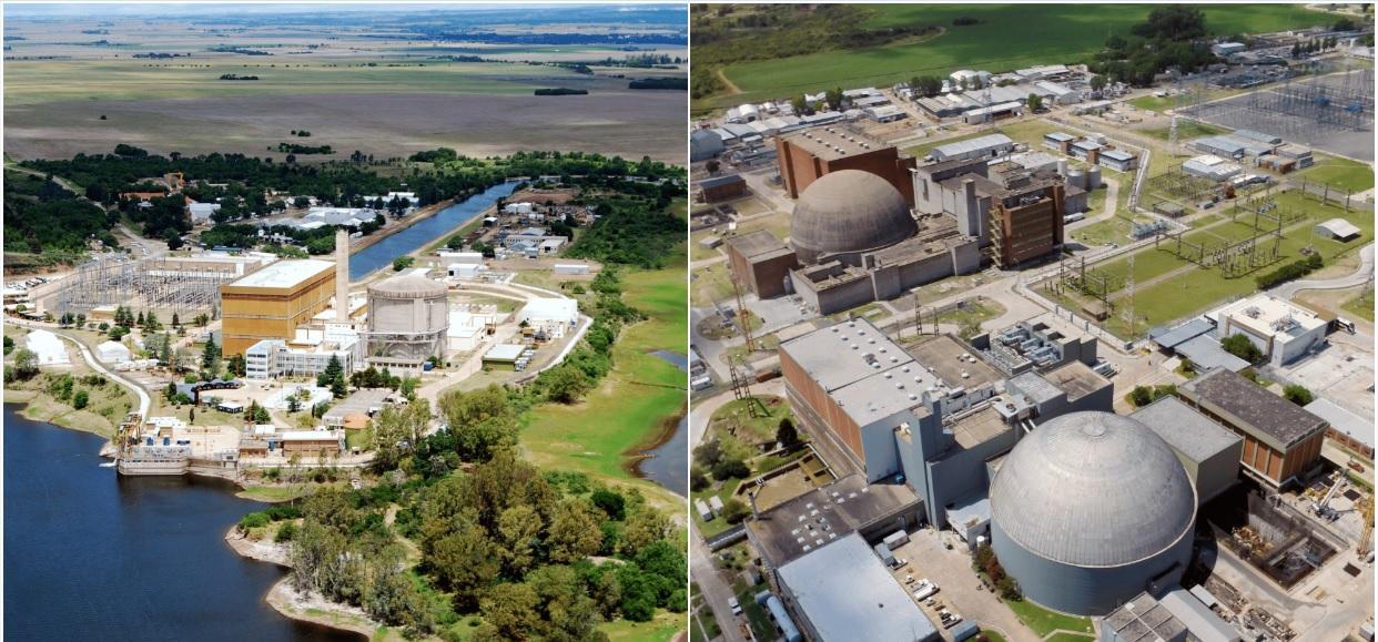 Nucleoeléctrica Argentina, en el podio de las generadoras que más energía aportaron en 2020