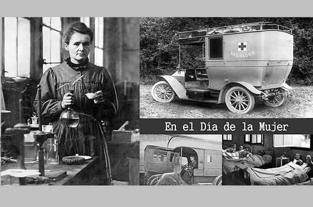 EN EL DÍA DE LA MUJER EL IEDS RECORDÓ A MARIE CURIE