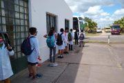 Nucleoeléctrica reafirma su compromiso con la educación y brinda el transporte para alumnos de las escuelas 22 y 31 de Lima
