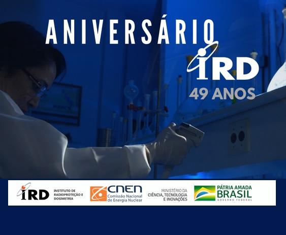 BRASIL: 49 aniversario del IRD