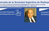 La ARN invita a la Jornada de la Sociedad Argentina de Radioprotección