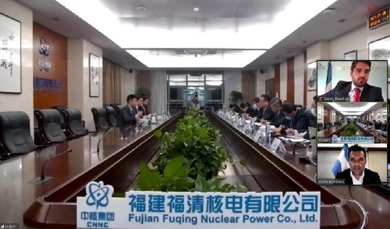 Avanzan las negociaciones para la construcción de una cuarta central nuclear