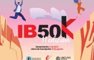 Abre la inscripción para participar de la 11ª edición del Concurso IB50K