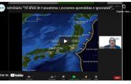 """A diez años de Fukushima – Seminario online """"Lecciones aprendidas e ignoradas"""""""