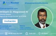 #ConversacionesNucleares con el Director General de la Agencia de Energía Nuclear de la OCDE