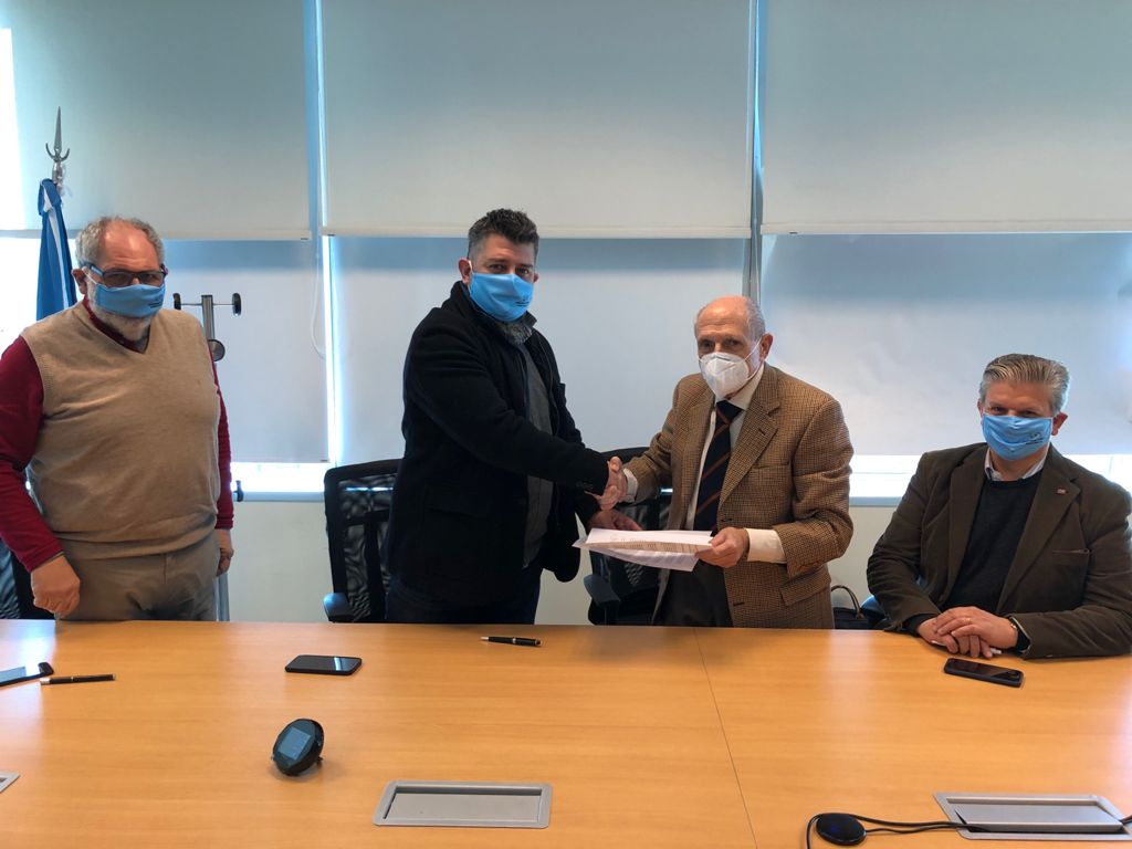 Nuevo convenio entre NA-SA y CEDYAT a favor del desarrollo nuclear