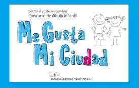 Nucleoeléctrica invita al concurso infantil de dibujo Me Gusta Mi Ciudad