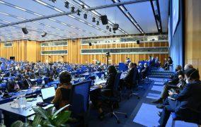 Comenzó la 65° Conferencia General del OIEA